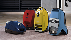 DSF 2020 Save up to AED 400 on bagged and bagless vacuum cleaners
