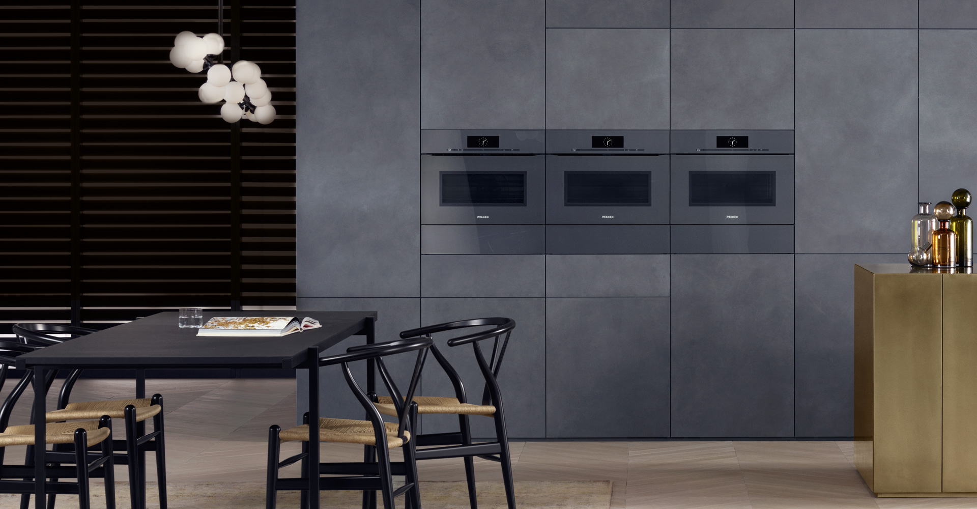 The Handleless Design Line For Your Premium Kitchen. Miele. For Everything  You Really Love.