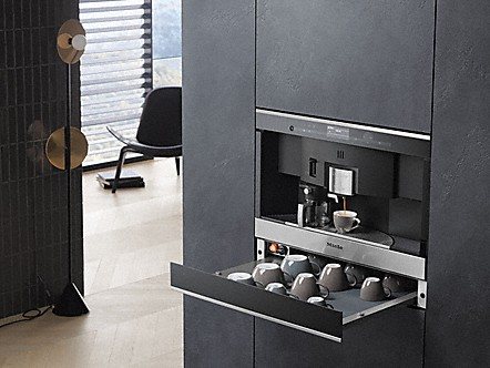 Built In Coffee Machines With Nespresso System